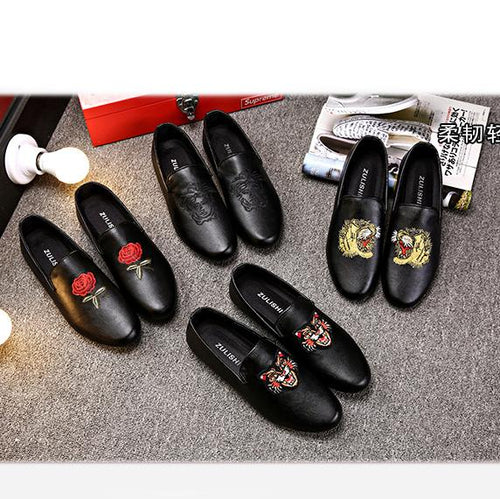 Men's Trend One Foot Casual Breathable Shoes