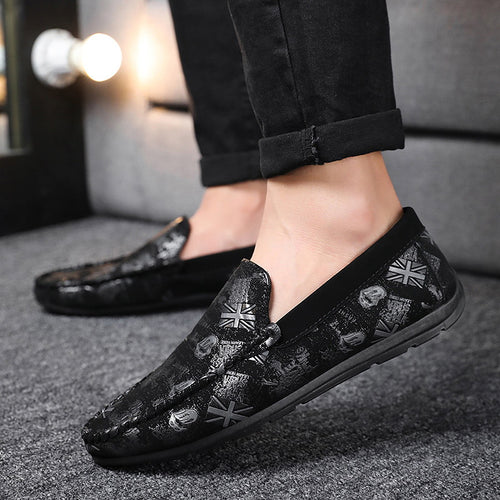 Men's Casual One Foot Breathable Shoes
