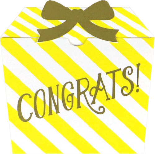 GIFTBOX Congratulations