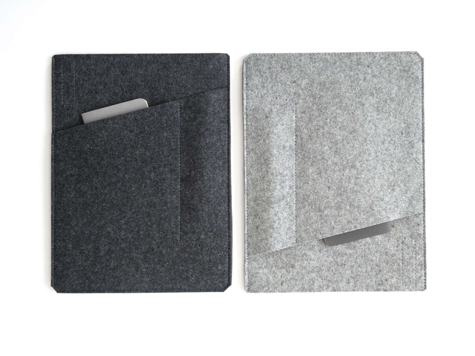 Microsoft Surface Pro Case in Grey Felt