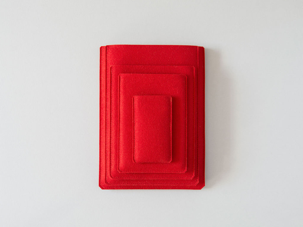 Simple Series - Swiss Red