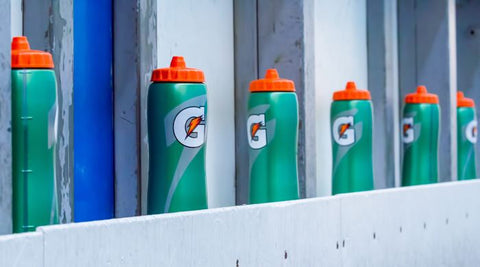 #7 plastic (other) - sport bottles