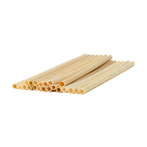 Master Case of Long Cane Straws (1000 pcs)