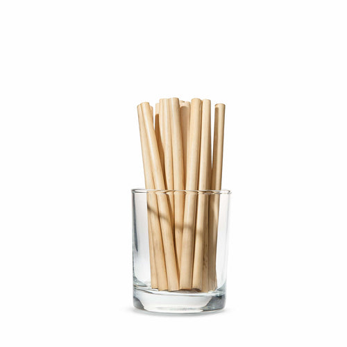 Master Case of Short Cane Straws (1000 pcs)