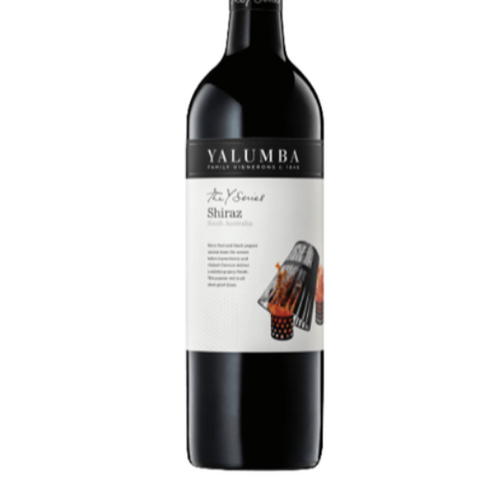 Yalumba The Y Series Shiraz Single Bottle