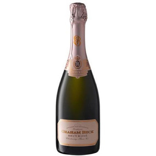 Graham Beck Brut Rose Single Bottle