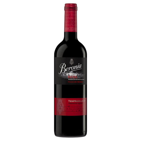 Beronia Tempranillo Rioja Especial Single Bottle