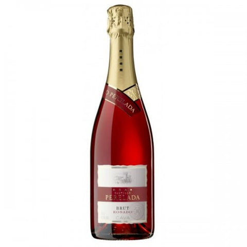 Castillo Perelada Brut Rose Cava Single Bottle