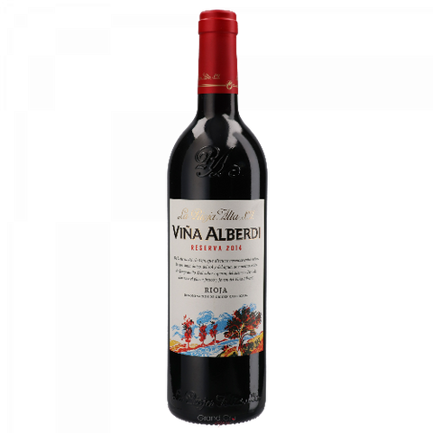 La Rioja Alta Vina Alberdi Rioja Reserva Single Bottle