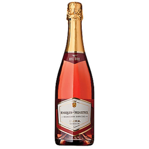 Cava Marques de Monistrol Rose Single Bottle