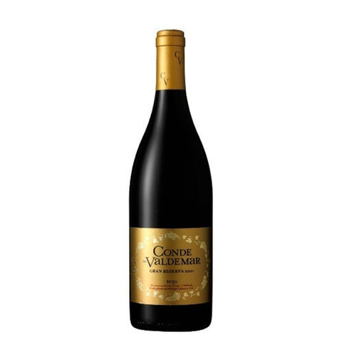 Conde de Valdemar Rioja Gran Reserva Single Bottle
