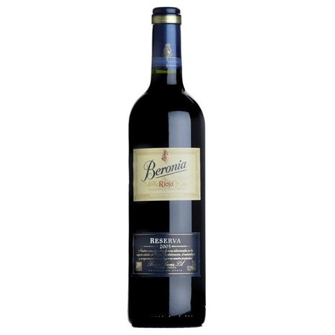 Beronia Rioja Reserva Single Bottle