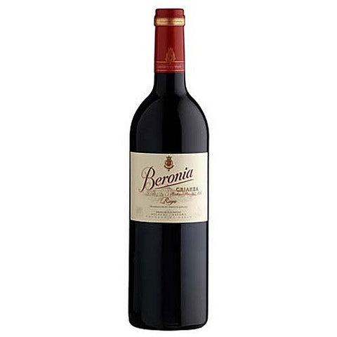 Beronia Rioja Crianza Single Bottle