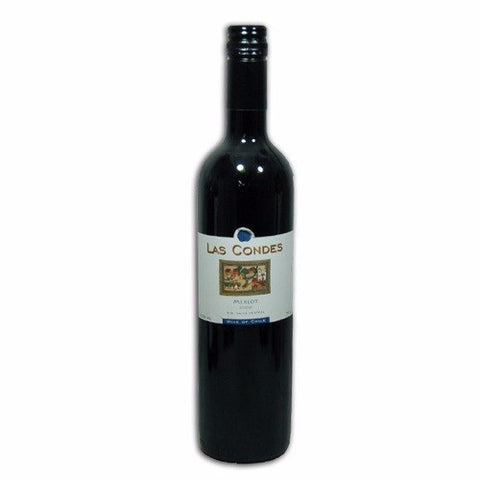 Las Condes Merlot Single Bottle