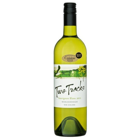 Two Tracks Sauvignon Blanc Single Bottle