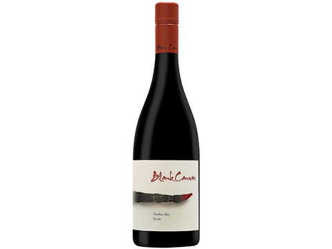 Blank Canvas, Hawkes Bay Syrah Single Bottle
