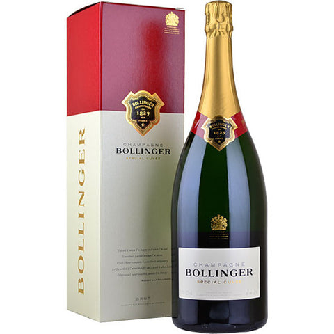 Bollinger Special Cuvee Magnum in Gift Box sold out