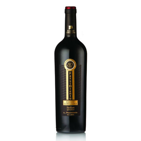 Baglio Gibellina U Passimiento Single Bottle