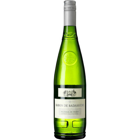 Baron de Badassiere Picpoul de Pinet Single Bottle