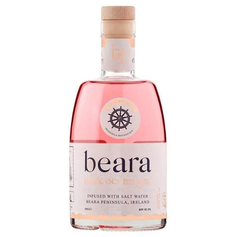Beara Pink Ocean Irish Gin 70cl