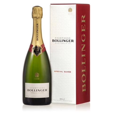 Bollinger Special Cuvee Single Bottle Gift Box