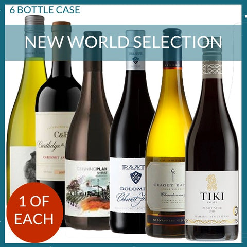 New World Selection - 6 Bottles