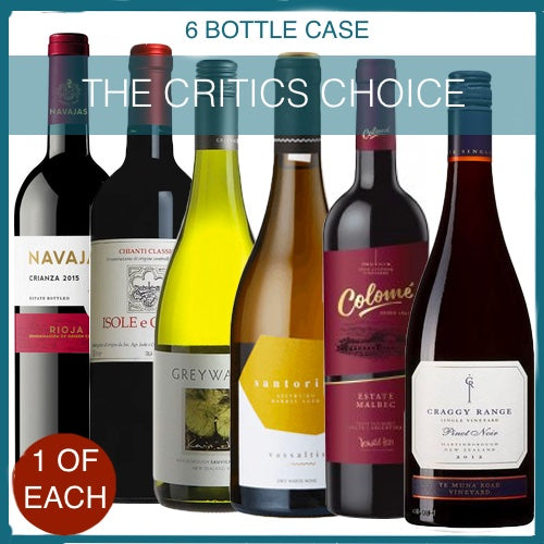 The Critics Case - 6 Bottles