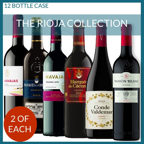 The Rioja Collection - 12 Bottles