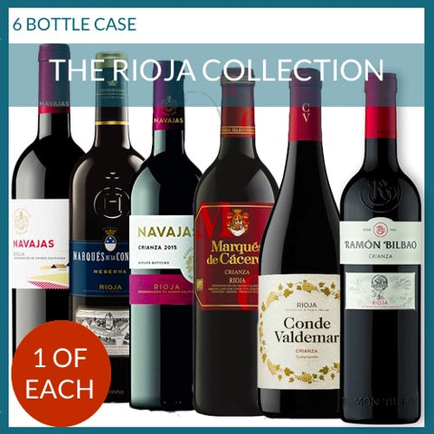 The Rioja Collection - 6 Bottles