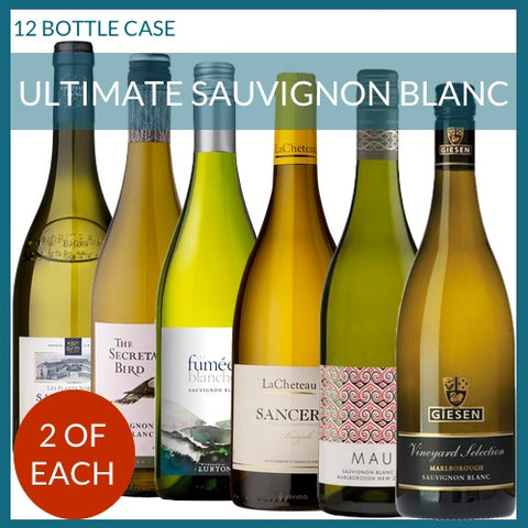 The Ultimate Sauvignon Blanc - 12 Bottles