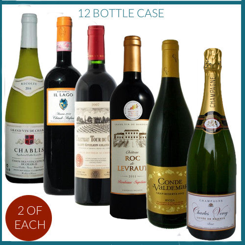 Old World Selection - 12 Bottles