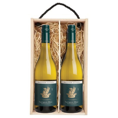 Premium New Zealand Sauvignon Twin *** Gold Medal Decanter***