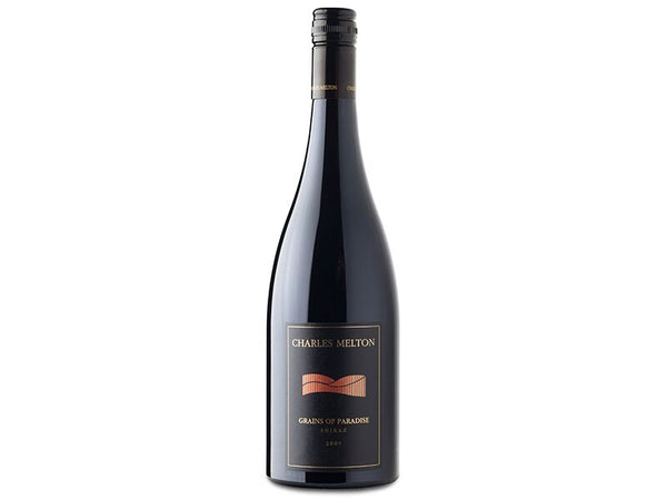 Charles Melton, `Grains of Paradise` Barossa Valley Shiraz