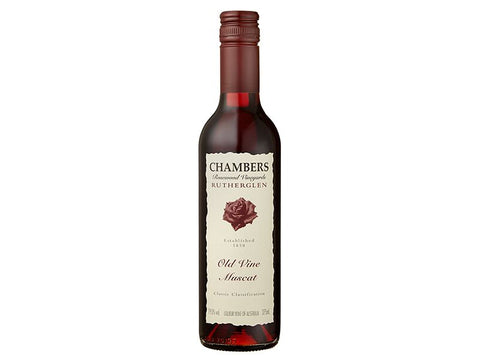 Chambers Rosewood, Rutherglen Old Vine Muscat NV