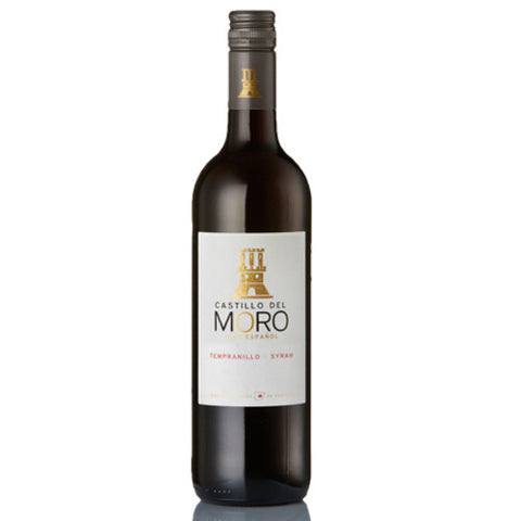 Tempranillo Castillo del Moro Single Bottle