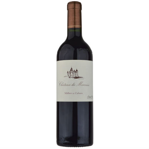 Chateau de Mercues Malbec Cahors Single Bottle