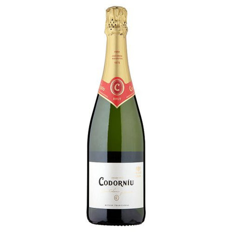 Codorniu Brut Cava Single Bottle