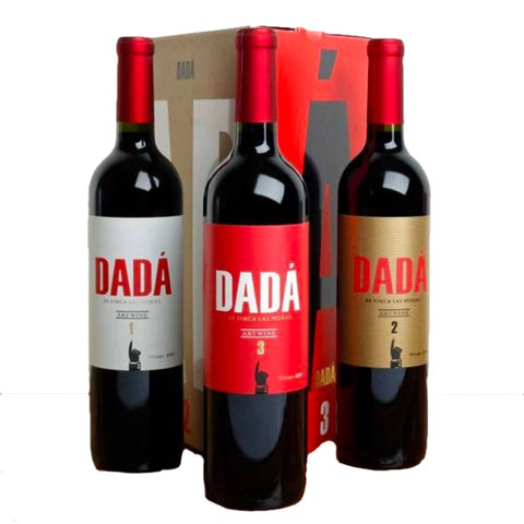 DaDa Three Bottles