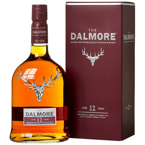 Dalmore 12 Year Old Singe Malt Scotch