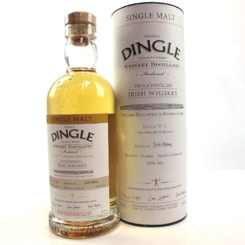 Dingle Single Malt Batch No 1