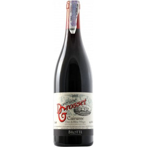 Domaine Grosset Cotes du Rhone Cairanne Brotte Single Bottle