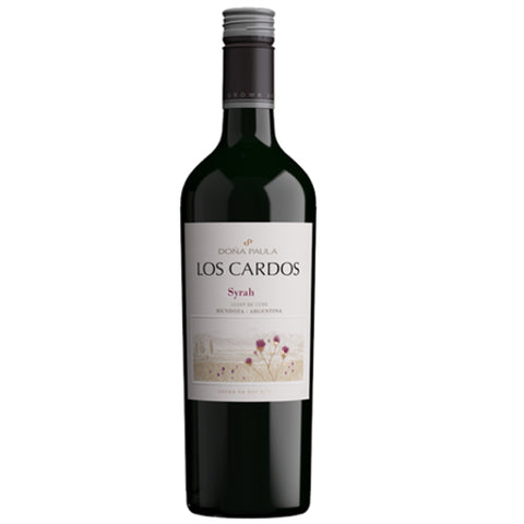 Dona Paula Los Cardos Syrah Argentina Single Bottle