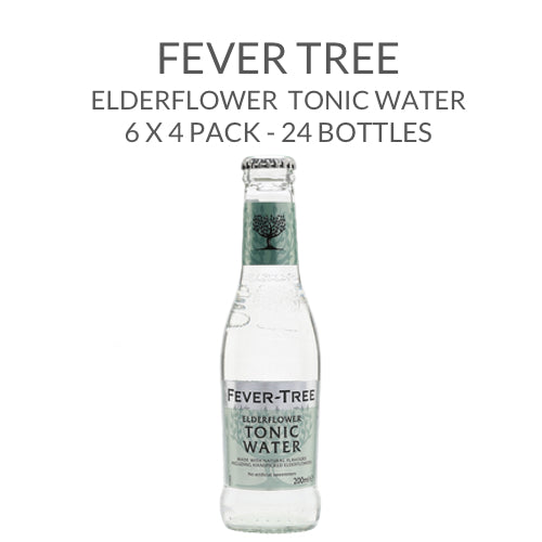 Fevertree Elderflower Tonic Water