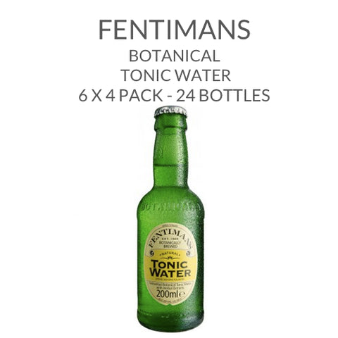 Fentimans Tonic Water 24 x 12.5cl