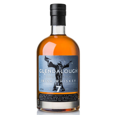 Glendalough 7 Year Old Singe Malt Irish Whiskey 70cl