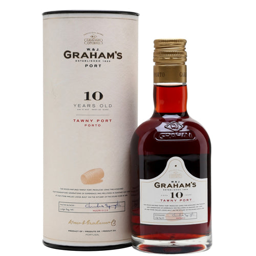 Grahams 10 Year Old Tawny Port 20cl