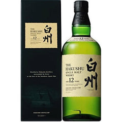 Hakushu 12 Year Old Whisky