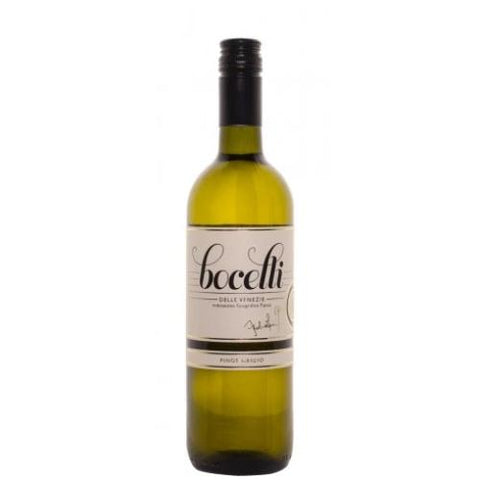 Bocelli  Pinot Grigio Single Bottle