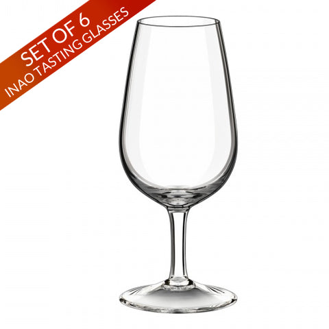 INAO Tasting Glasses Set of 6