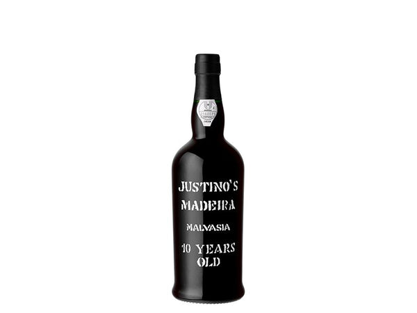 Justino's Madeira, Malvasia 10 Years Old NV